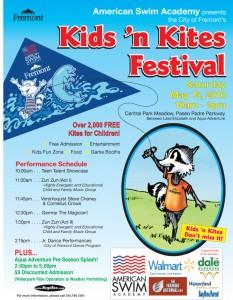 Kids N Kites Festival Fremont 2010