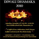 Diwali celebration in Tri Valley