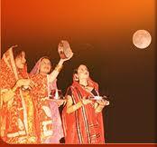 Karvachauth Moon View 2011