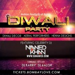 BombayLove Diwali DJ Nawed SupperClub SF Desi Party