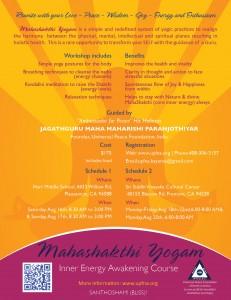Mahashakthi Yogam