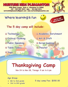 Nurture -Thanksgiving_flyer