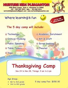 Nurture -Thanksgiving_flyer