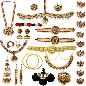 Bharatanatyam Jewelry Online USA or at i-mart store Sunnyvale