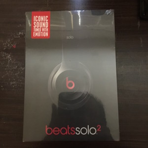 Beats Solo2 brand new, unopened in original shrink-wrap for sale for $175. Call (954) 608-9772 or email: ramji@yahoo.com
