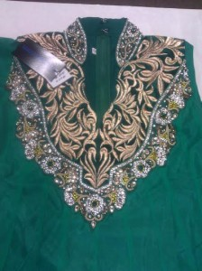 Girl's Anarkali Suit