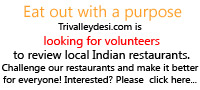 Review Restaurants as a volunteer with trivalleydesi.com