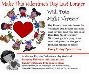 Date night Daycare