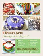 Three Sweet Arts
