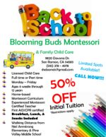 Blooming Buds Montessori & Family Child Care