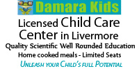 Damara Kids Livermore