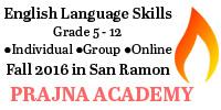 Prajna English Academy San Ramon