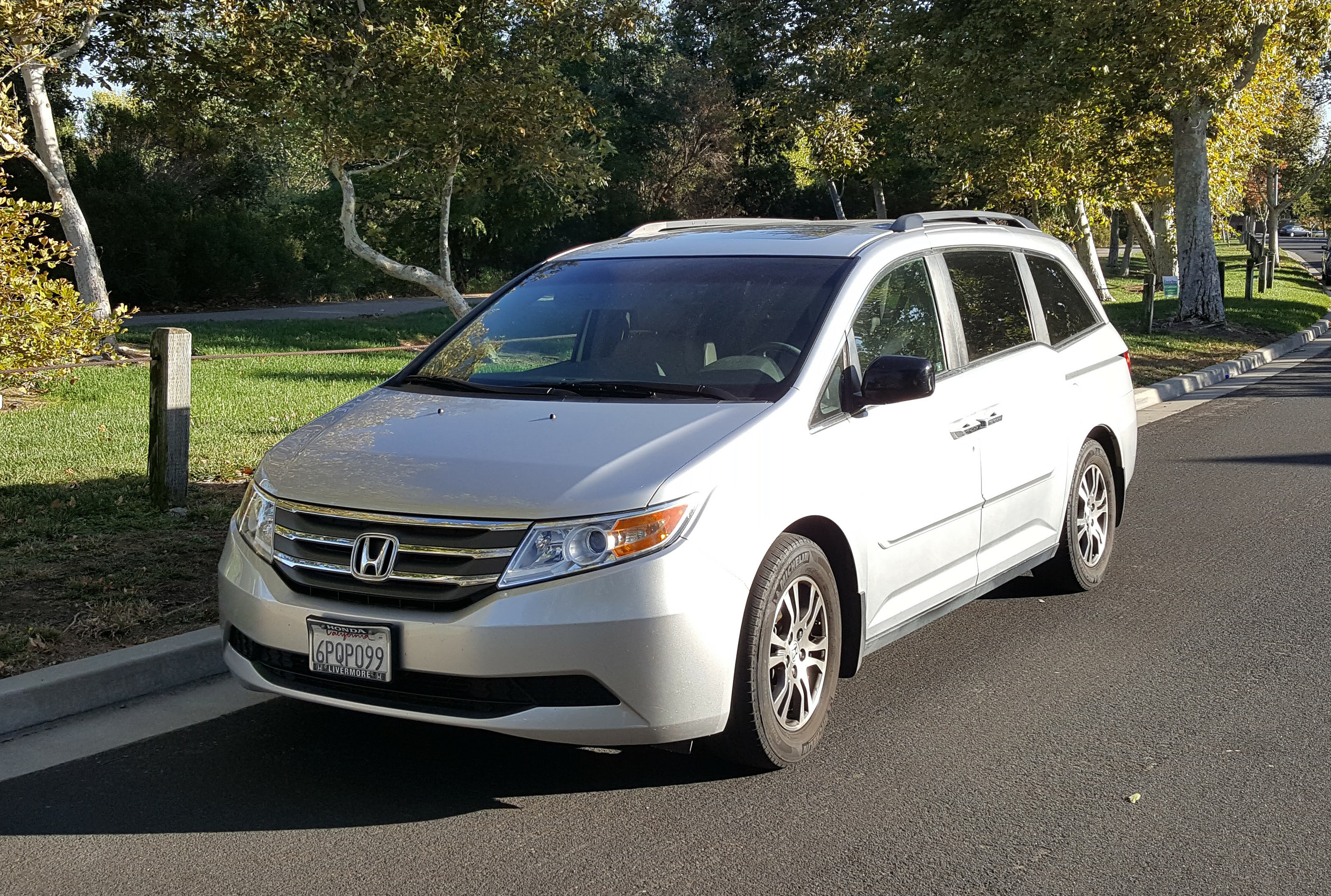 For Sale 2011 Honda Odyssey Van Indian Desis In San