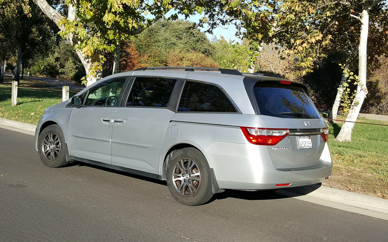 For Sale 2011 Honda Odyssey Van Connecting People In
