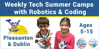 Techknowhowkids Summer Coding Computer Camps Dublin, CA