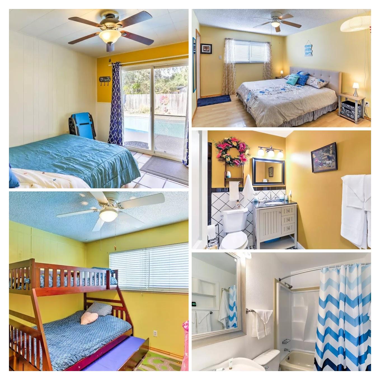 Bed House Rental Pleasanton Ca