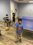 Table Tennis Camp Tournaments